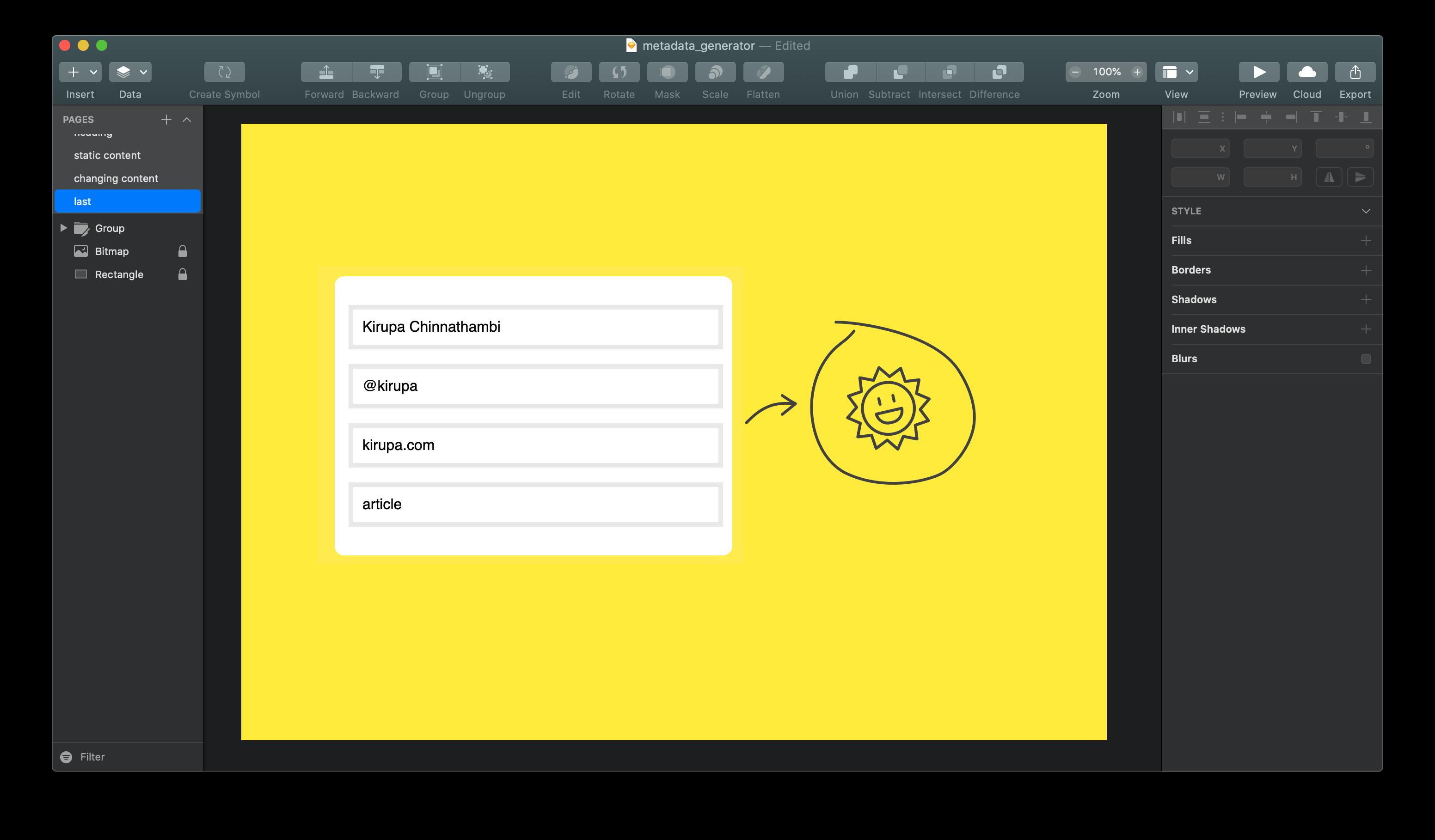 Sketch Is A Great App For Ui Design And Sketching P Random Kirupaforum